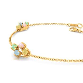 Gelato Party Gemstone Bracelets