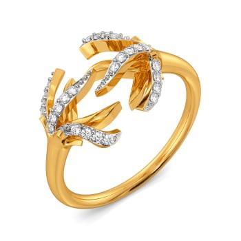 Lady Lily Diamond Rings