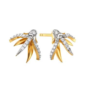 Lady Lily Diamond Earrings
