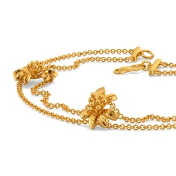 Daisy Glory Gold Bracelets