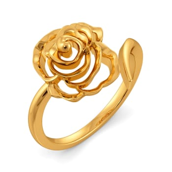 Rose Riots Gold Rings