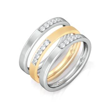 Urban Gypsy Diamond Rings