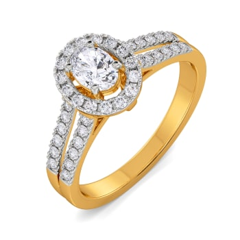 Solitaire Royale Diamond Rings