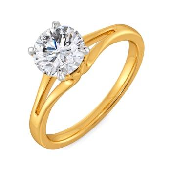 On The Rocks Diamond Rings