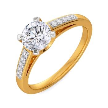 No Love Lost Diamond Rings