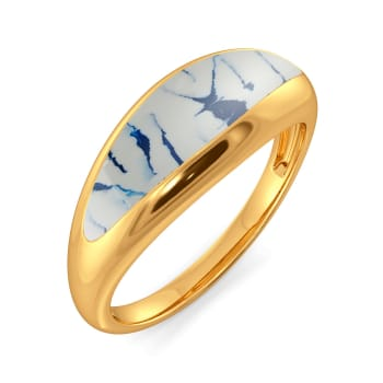 Of Blue Dyes Gold Rings