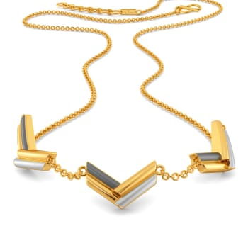 Greys At Work Gold Necklaces