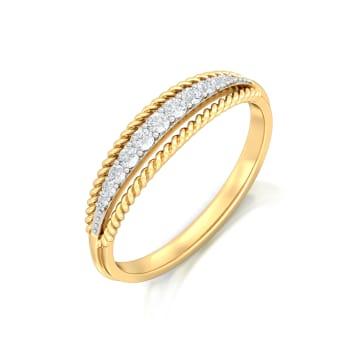 Seed of Life Diamond Rings