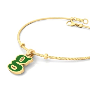 Girl power Gold Bracelets