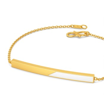 The Power Knock Gold Bracelets