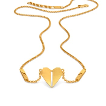 Suave Spark Gold Necklaces