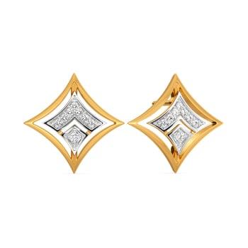 Suave Francais Diamond Earrings