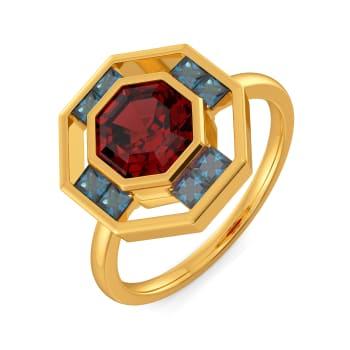 Hues to Drool Gemstone Rings