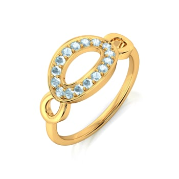 Elysian Gemstone Rings
