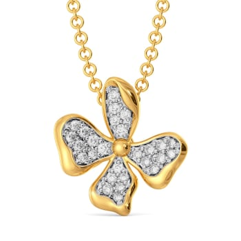 Bloom Bright Diamond Pendants