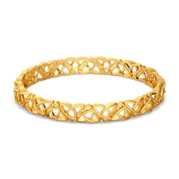 What Knots Gold Bangles