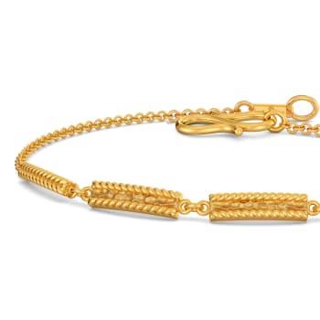 Eclectic Edge Gold Bracelets