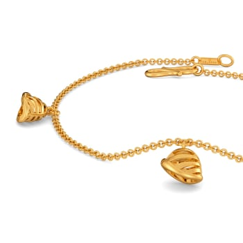 Cloche Call Gold Bracelets