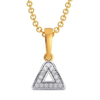 Team Trigon Diamond Pendants