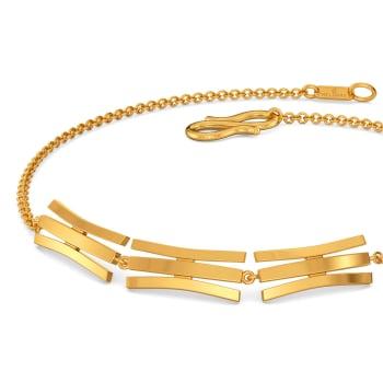 Under Wired Gold Bracelets