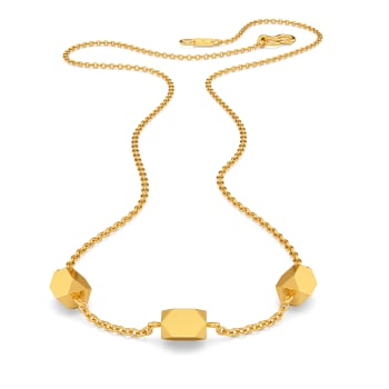 Style Play Gold Necklaces