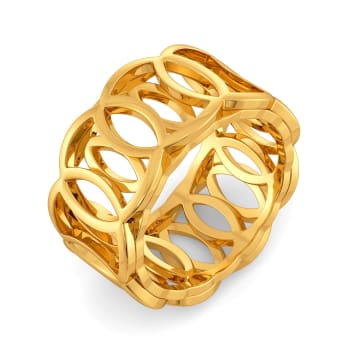 Saviour Suit Gold Rings