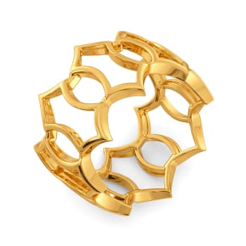 Armour Allure Gold Rings