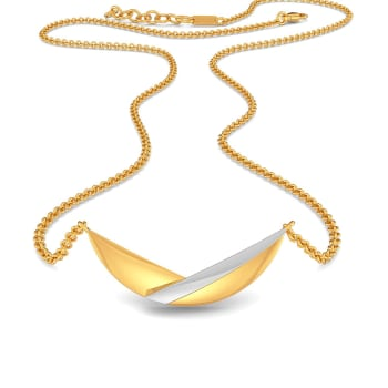 Hike The Line Gold Necklaces