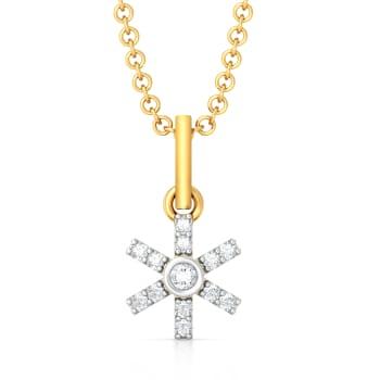Freewheel Fashion Diamond Pendants