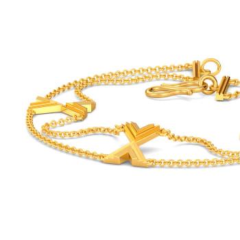Riva Diva Gold Bracelets