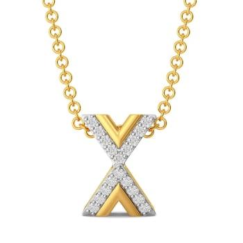Vibrant Wish Diamond Pendants