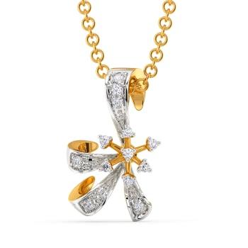 Jolly Wild Diamond Pendants