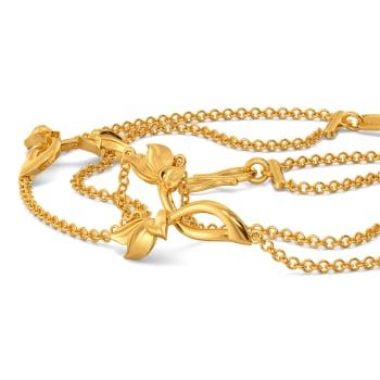 Spring O Wild Gold Bracelets