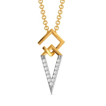 Diamond Dominance Diamond Pendants