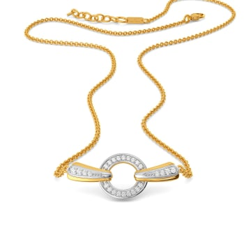 Grecian Glow Diamond Necklaces