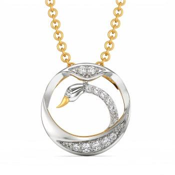 Brave N Blanc Diamond Pendants