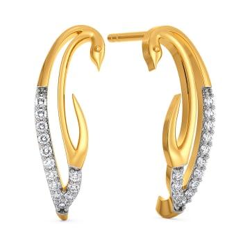 Dare to Dream Diamond Earrings