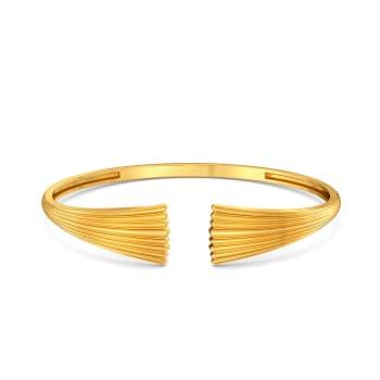 Scallop Bay Gold Bangles