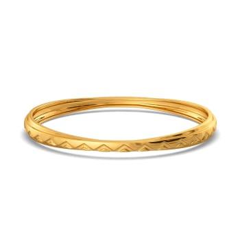 Nomad Fad Gold Bangles
