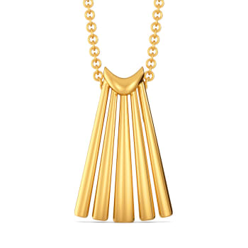 Arty Accents Gold Pendants