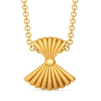 Miss Poisson Gold Pendants