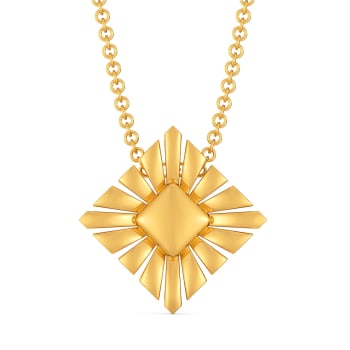 Accent Allure Gold Pendants