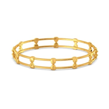 Jaunt Jamboree Gold Bangles