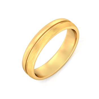 Classic gold Gold Rings