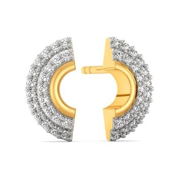 Cocktail Crowd Diamond Earrings
