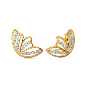 Basic Blooms Diamond Earrings