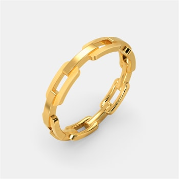 Linkin Gold Gold Rings