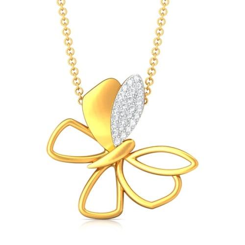Detailed Dazzlers Diamond Pendants