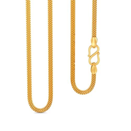 22kt Venetian 3 Row Chain Gold Chains