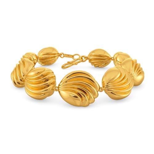 Banter O Balloon Gold Bracelets